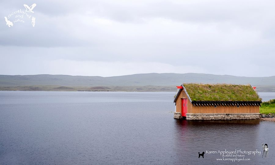 1 The Boat House, Loch Loyal