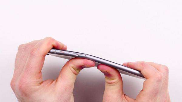 Apple has won a patent for a flexible device (photo credit Engadget/Twitter)