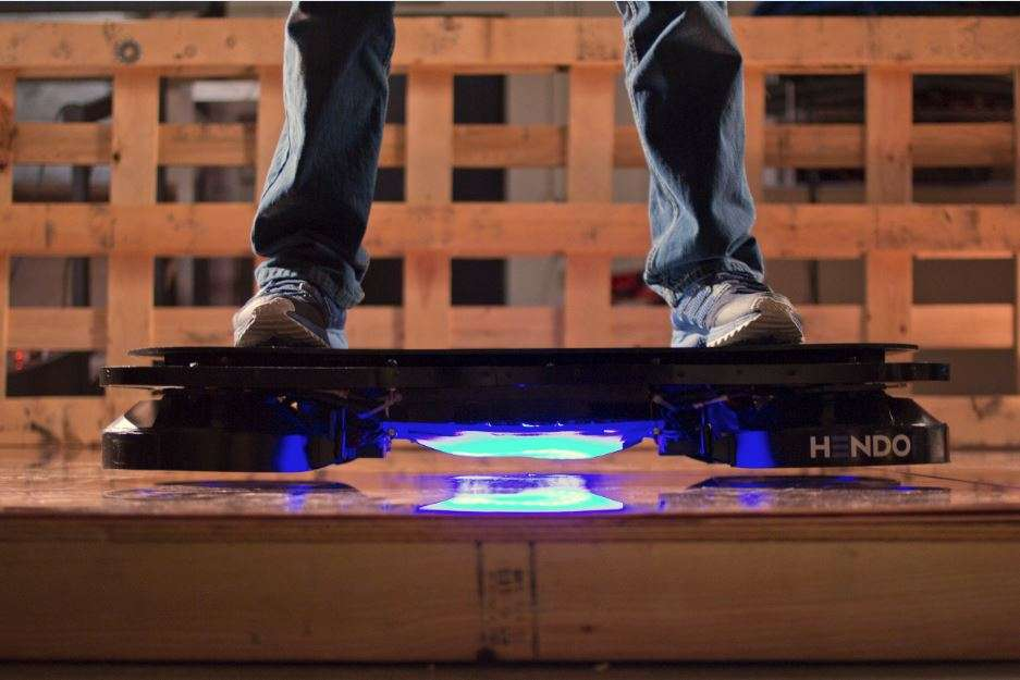 The real-life HOVERBOARD - click here to read more