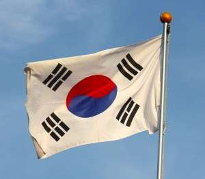 Flag of South Korea By J. Patrick Fischer (Own work) [CC BY-SA 3.0 (http://creativecommons.org/licenses/by-sa/3.0)], via Wikimedia Commons