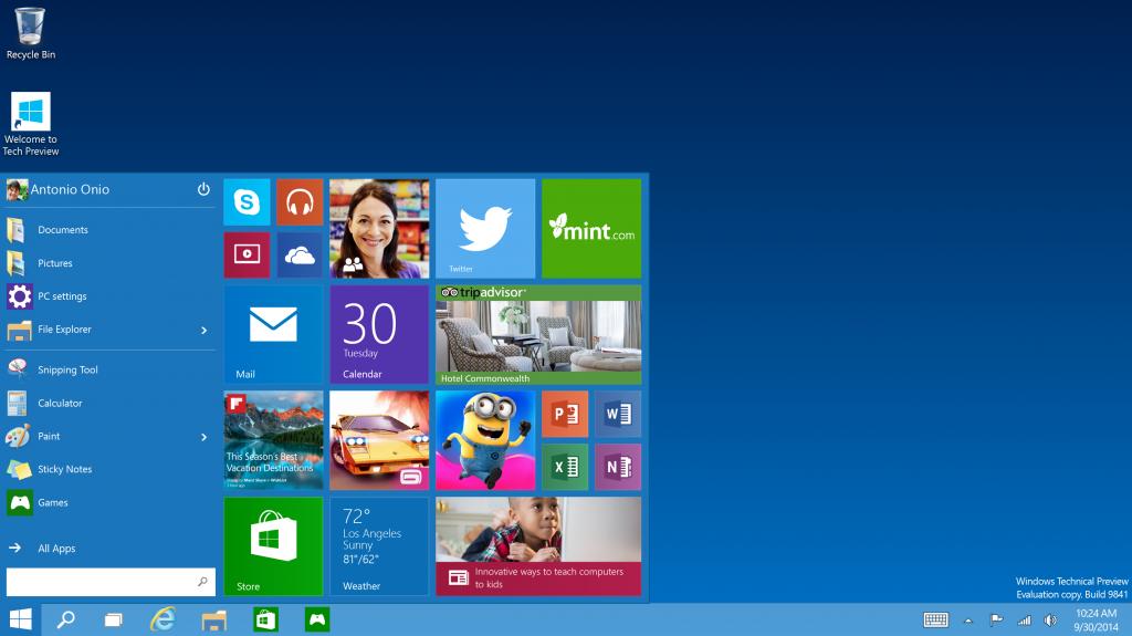 Windows 10 is coming (photo credit: blogs.windows.com)
