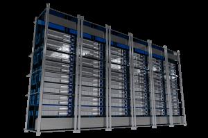 Server rack (photo credit: graphicstock.com)