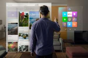 HoloLens (photo credit: news.microsoft.com)