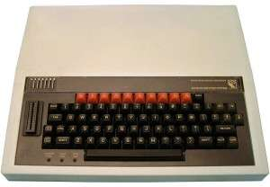 BBC Micro computer (photo credit: Stuart Brady - own work/public domain/Wikimedia)
