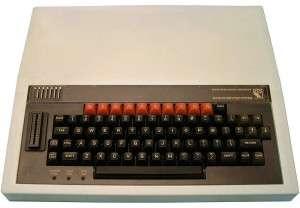 BBC Micro computer (photo credit: Stuart Brady - own work/public domain/Wikimedia)
