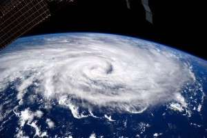 Storm (photo credit AstroTerry/Twitter)
