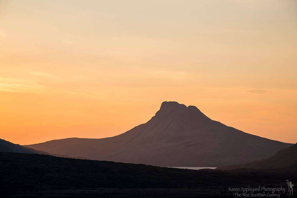 Stac Pollaidh, Mountain, Scottish Highlands (Karen Appleyard Photography)