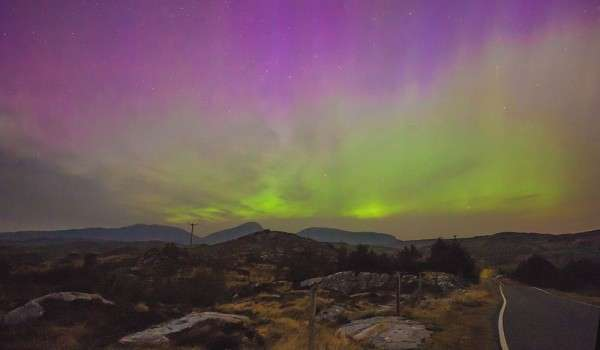 Northern Lights by John Maher
