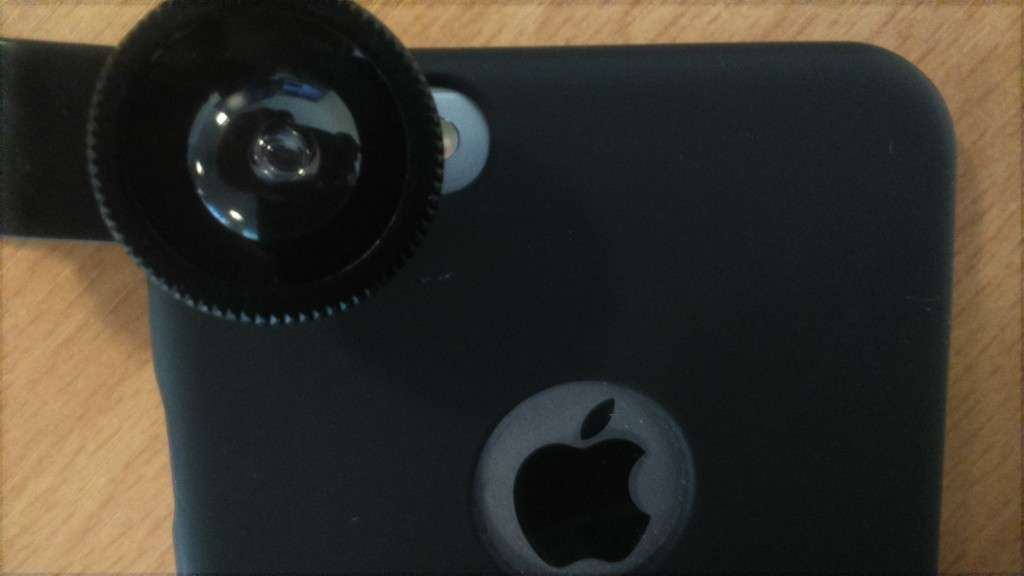 Clip On iPhone 6 plus 2