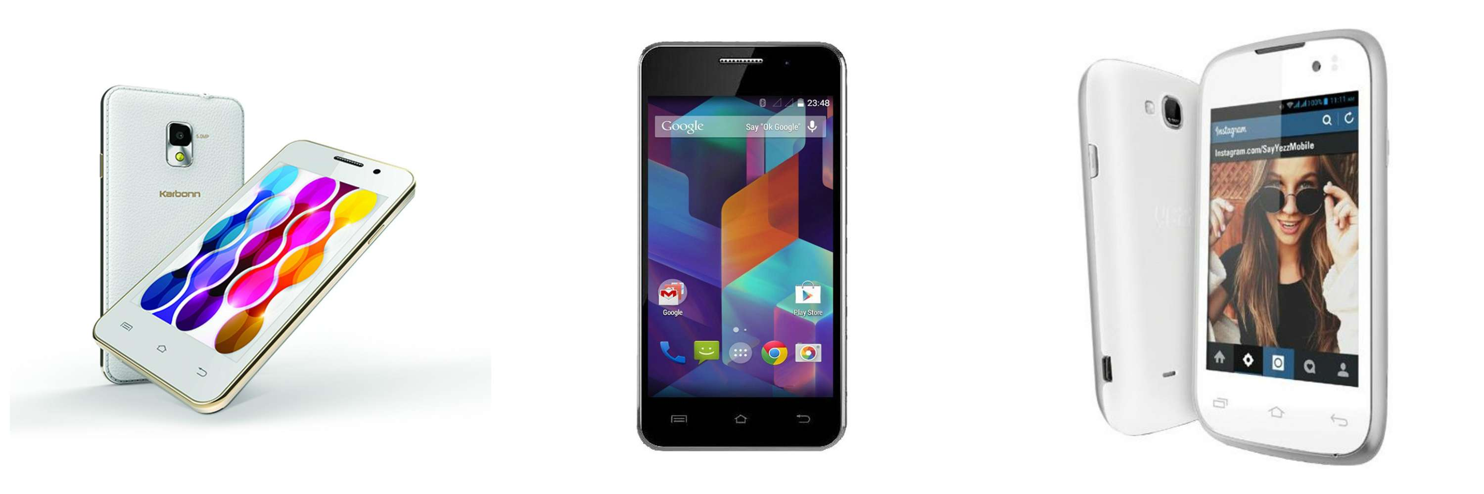 Cheap smartphones top features at budget price 7dayshop blog - Low cost decorating ideas seven smart tips ...