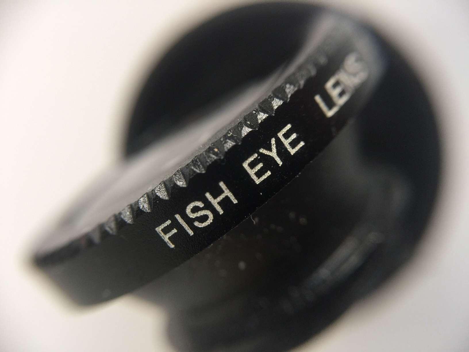 Fish Eye lens taken using a clip-on macro lens on an iPhone 6 Plus (7dayshop.com)