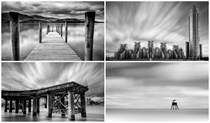 B&W Collage V4