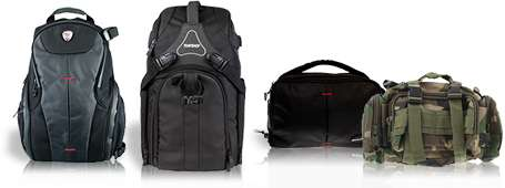 Great prices on quality camera bags - click here