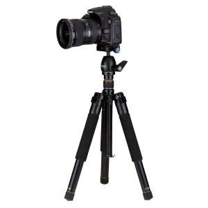 7dayshop Travel-Pro Tripod - Includes Case. Click Here to Read More
