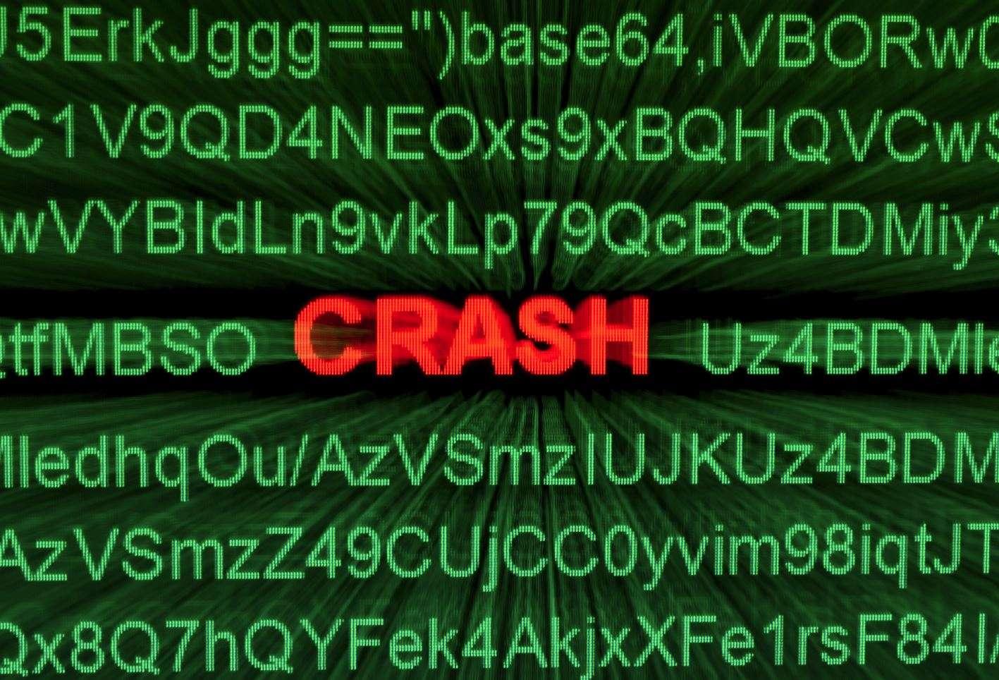 Crash-proof computers on the way? (photo credit: graphicstock.com)