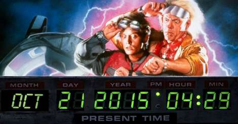Back The Future II Montage (photo credit: http://www.backtothefuture.com)