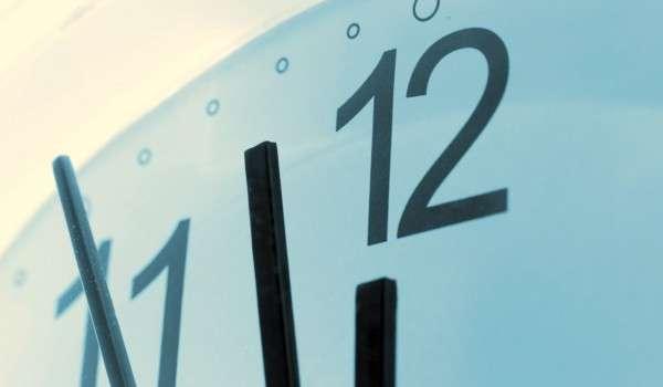 Clock (photo credit: graphicstock.com)