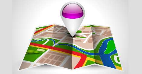 Map (photo credit: graphicstock.com)