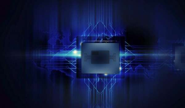 Powerful processor (credit: graphicstock.com)