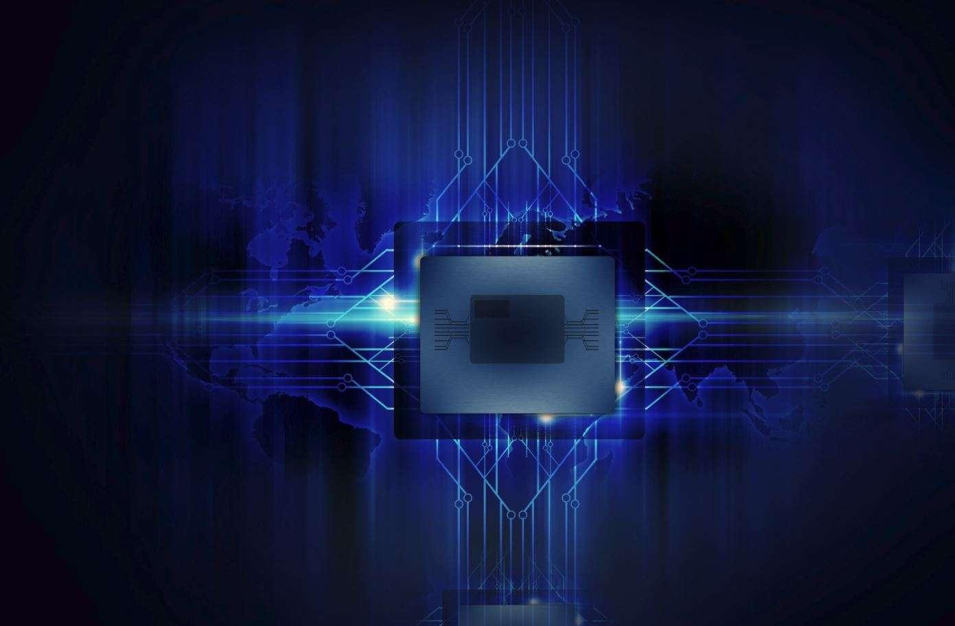 Powerful processor (credit: graphicstock.com)