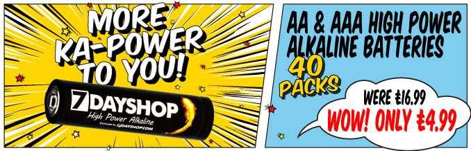 40AA_AAA batteries