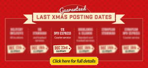 Last Xmas posting dates