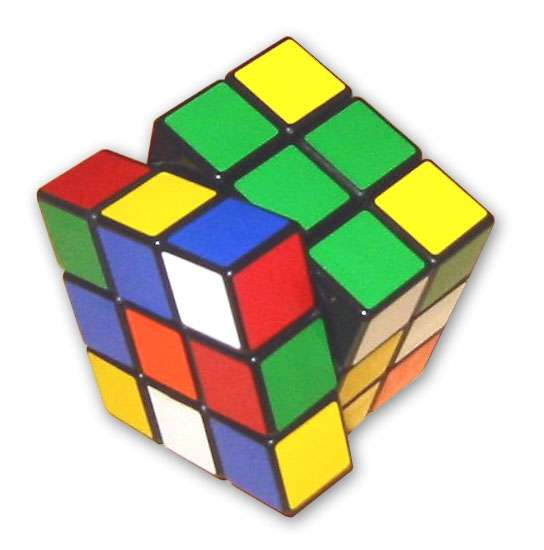 """Rubiks cube"". Licensed under CC BY-SA 3.0 via Wikimedia Commons - https://commons.wikimedia.org/wiki/File:Rubiks_cube.jpg#/media/File:Rubiks_cube.jpg"