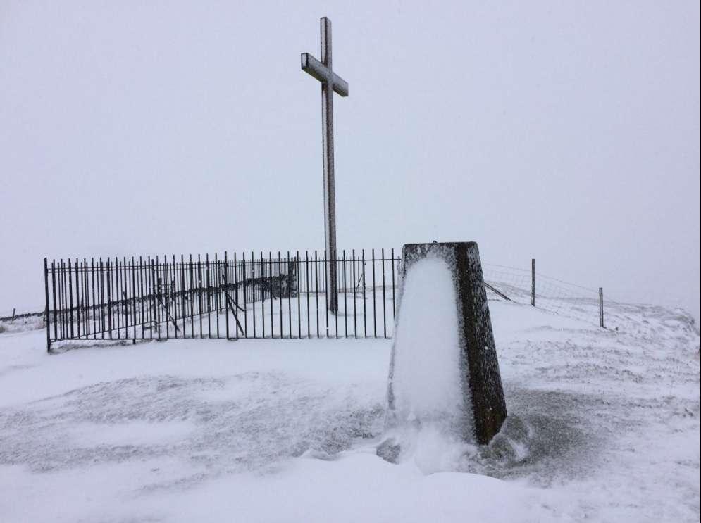 John Uk snow March 16