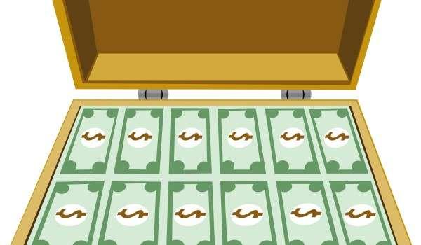 money-in-briefcase_G157VwUu_L (photo credit: graphicstock)