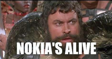 Nokias alive