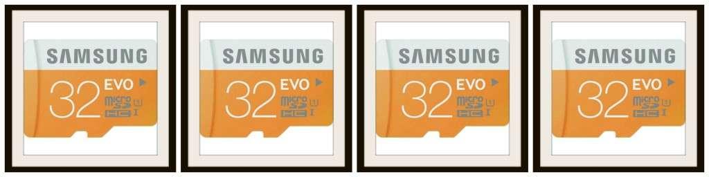 samsung microSD c