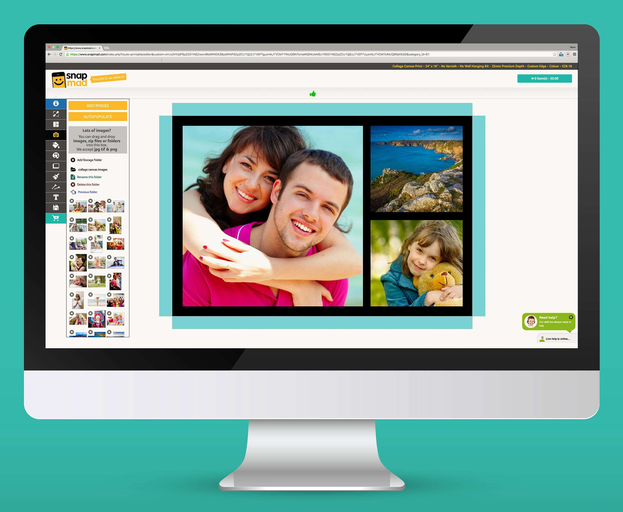 Introducing The New Snapmad Website A Very Tasty Coupon Code 7dayshop Blog