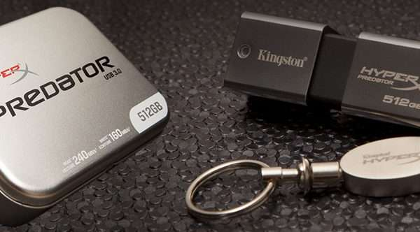 Win a 512GB USB Drive Worth £800