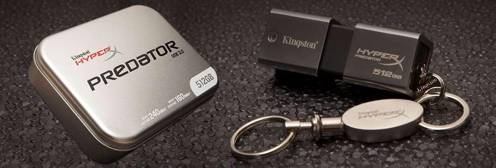 Win a 512GB USB Drive Worth £800