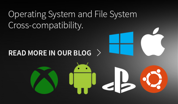 Operating System and File System Cross Compatibility Windows Linux Apple