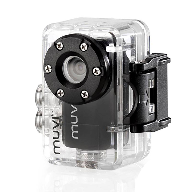 Veho VCC004ATOM Muvi Atom Super Micro DV Camcorder including 4GB memory