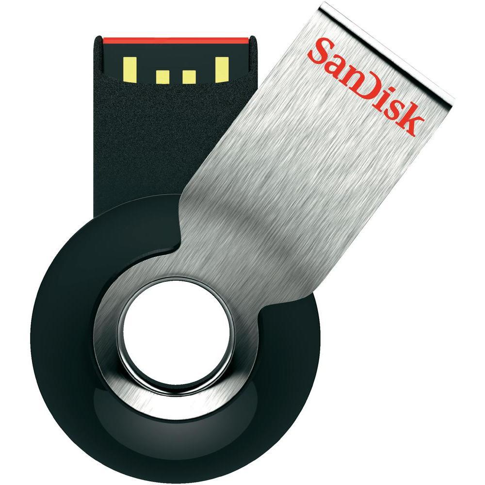 Sandisk Cruzer Orbit USB 2.0 Flash  Key Drive  16GB