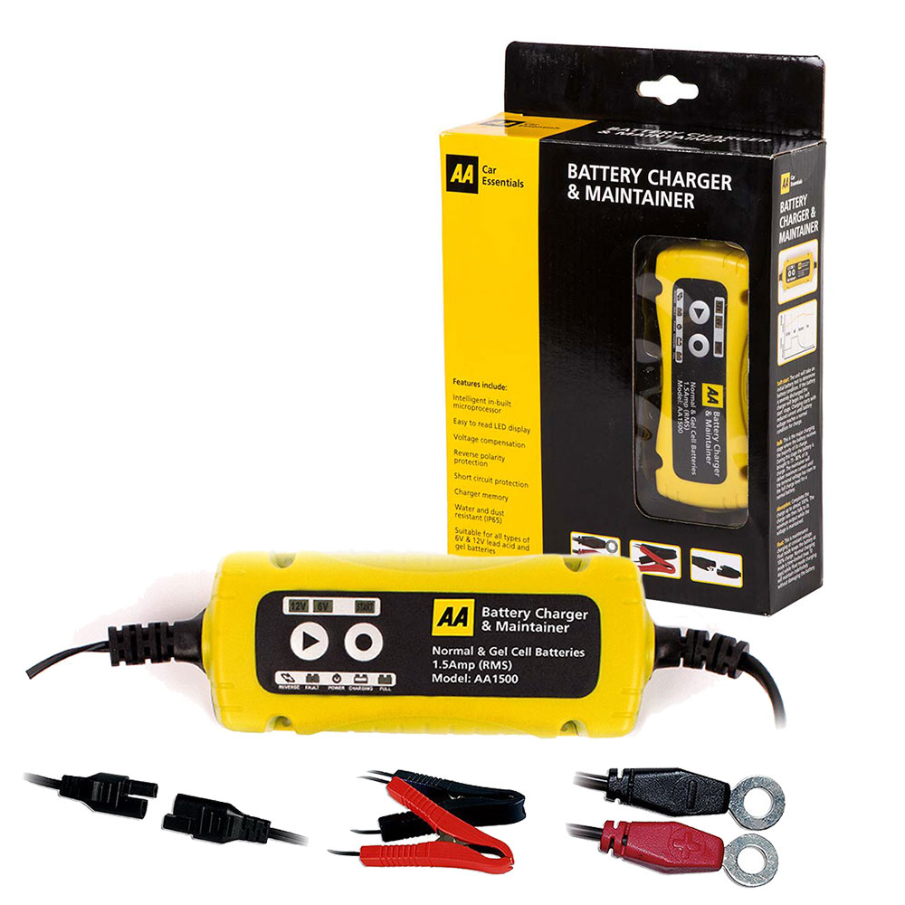 Aa Car Batteries Fitted