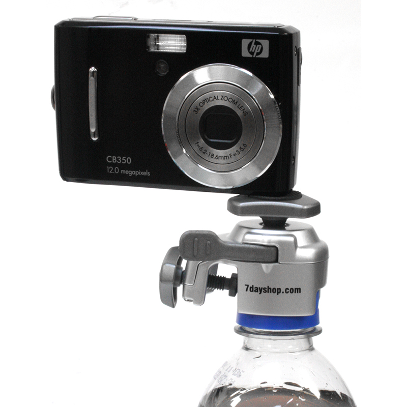 7dayshop Tripods  Bottle and Selfie Pod and Window Clamp Camera Support