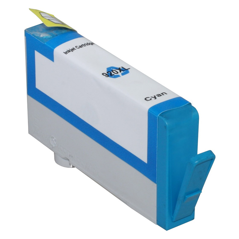 7dayshop Remanufactured HP CD972AE Cyan Inkjet  Print Cartridge (No.920XL) (Chipped) (13ml)