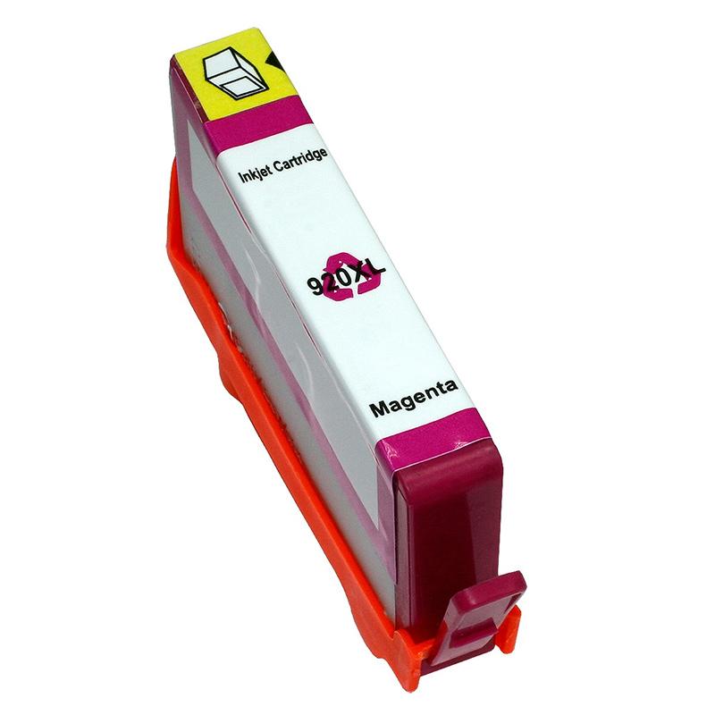 7dayshop Remanufactured HP CD973AE Magenta Inkjet  Print Cartridge (No.920XL) (Chipped)