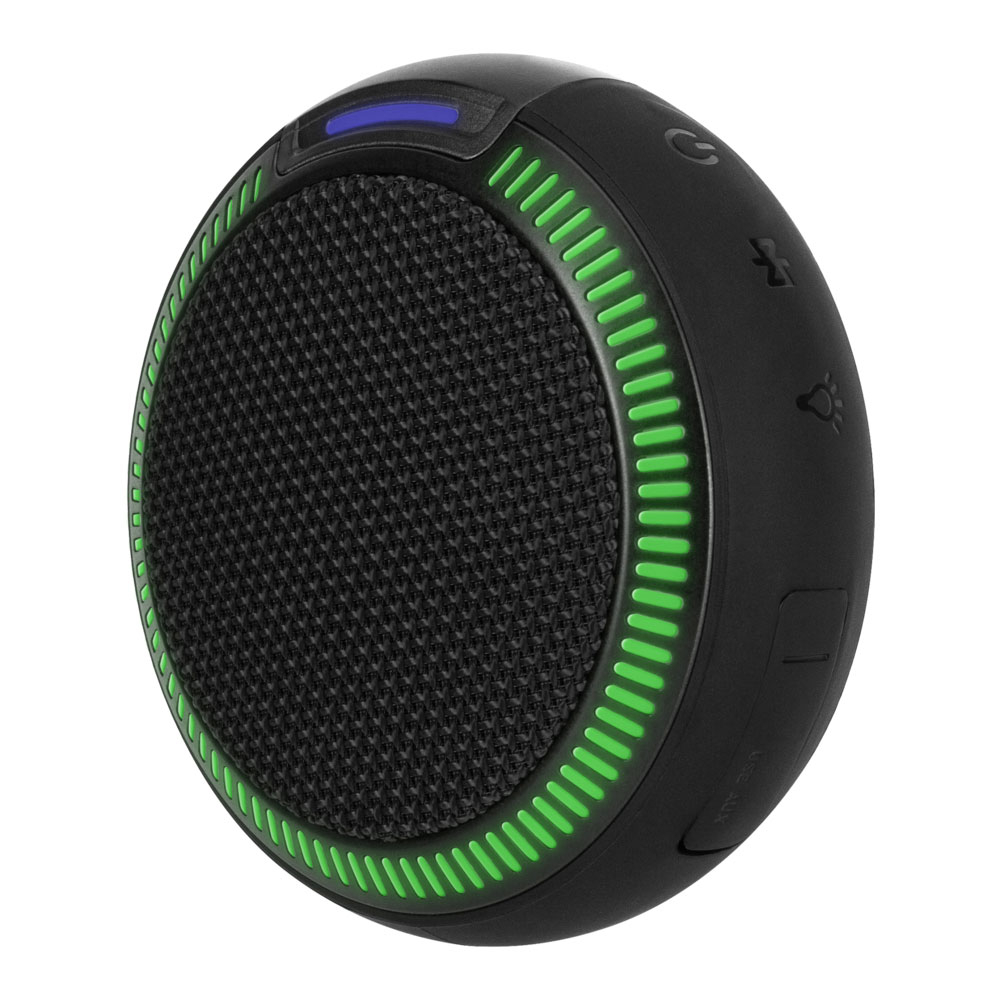 XQISIT Street Party S Wireless Bluetooth Speaker - Black