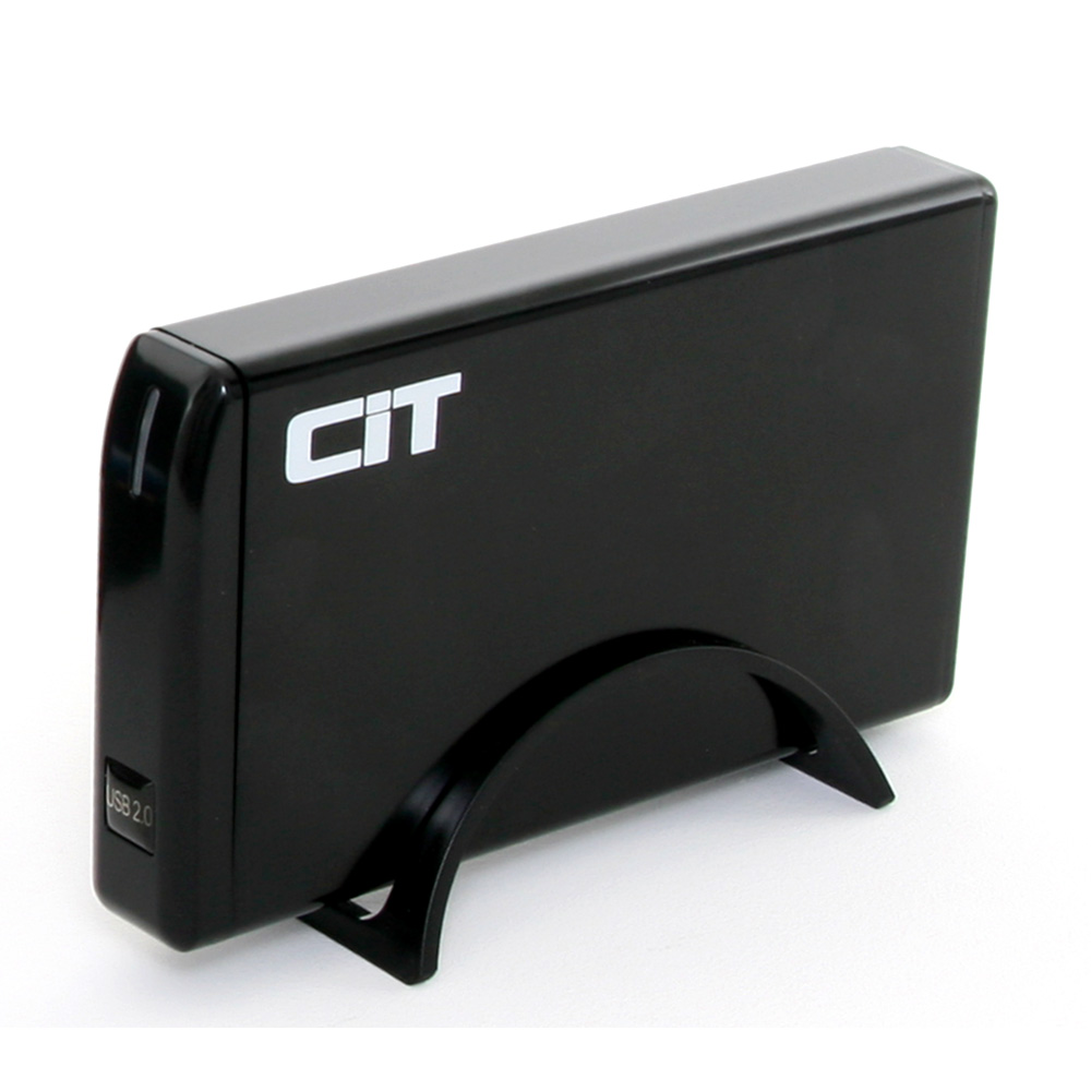 CiT 3.5 USB 2.0 SATA  IDE HDD Enclosure