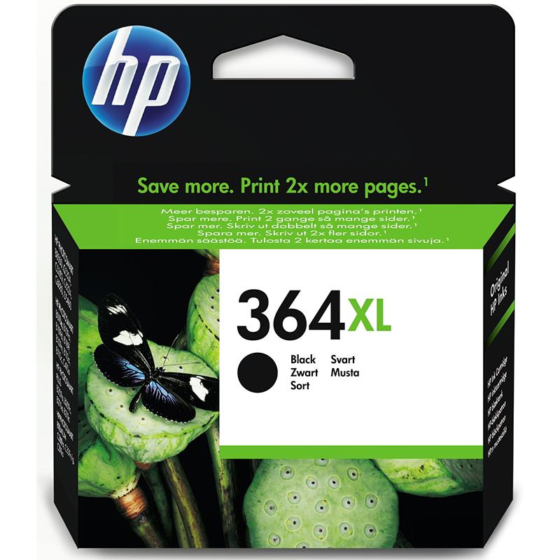 HP Original 364XL Ink Cartridge Black