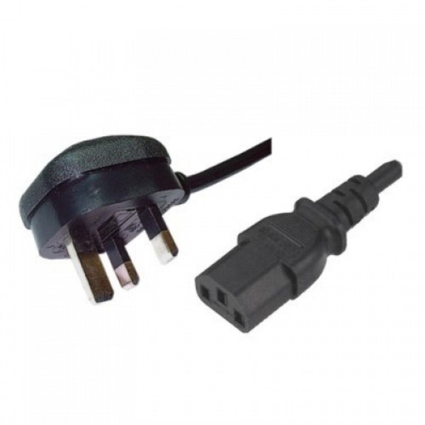 Compare prices for 1.8M ASTA Certified Kettle Lead Power Mains Cable H05VV-F 5A Fuse OD 7.0mm