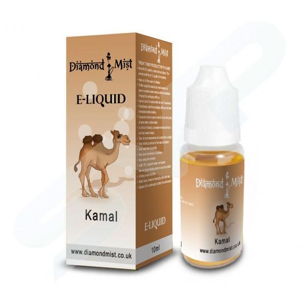 Compare prices for Diamond Mist E-Liquid Kamal 10ml - 12mg Nicotine