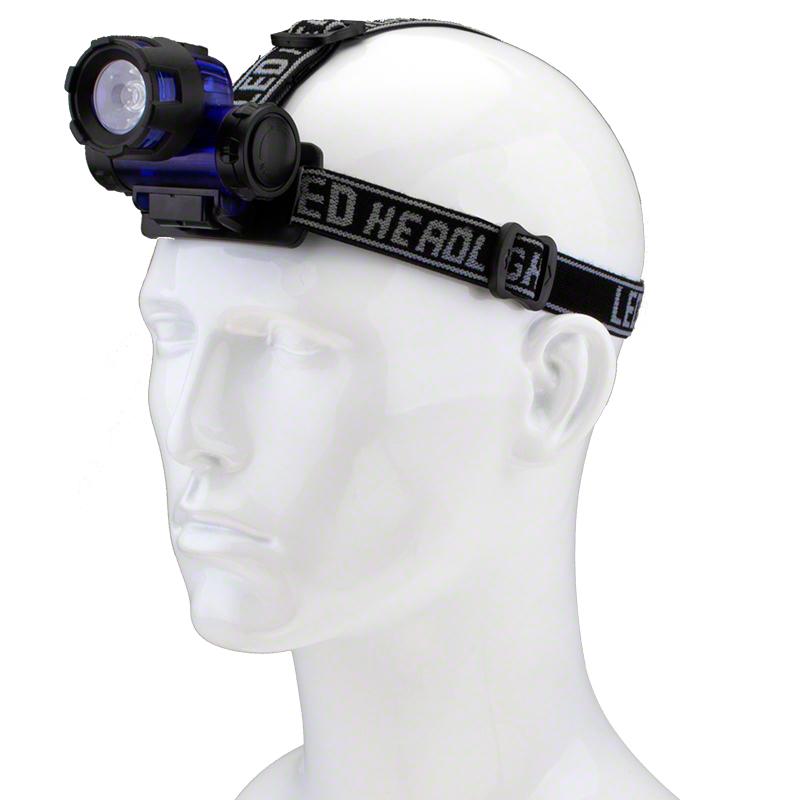 7dayshop Torch  Headlight  Headlamp Style. High Power Compact 3W LED Adjustable