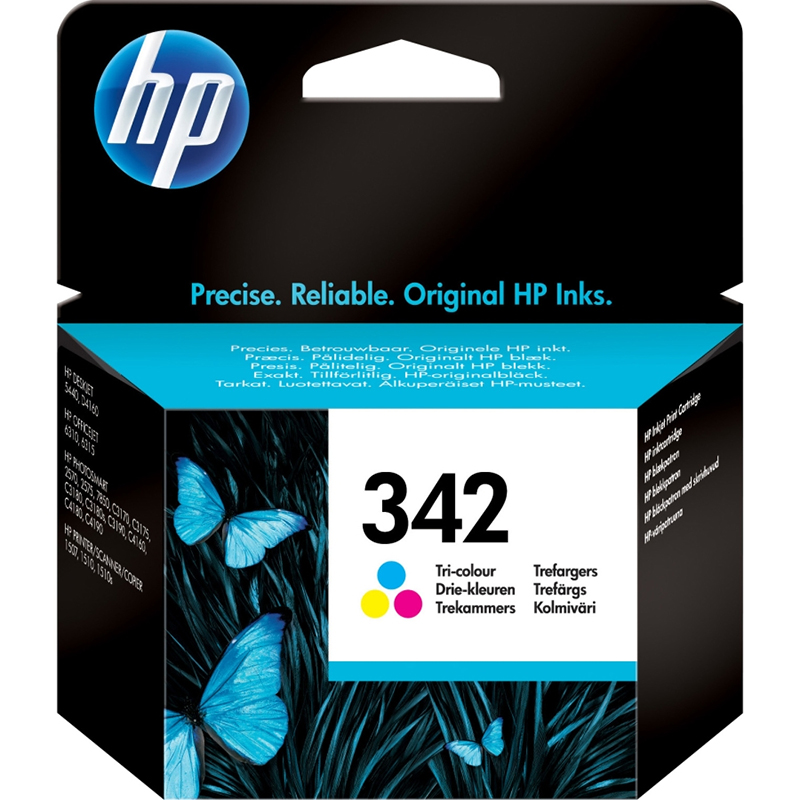 HP 342 TriColour Ink Cartridge (C9361EE)