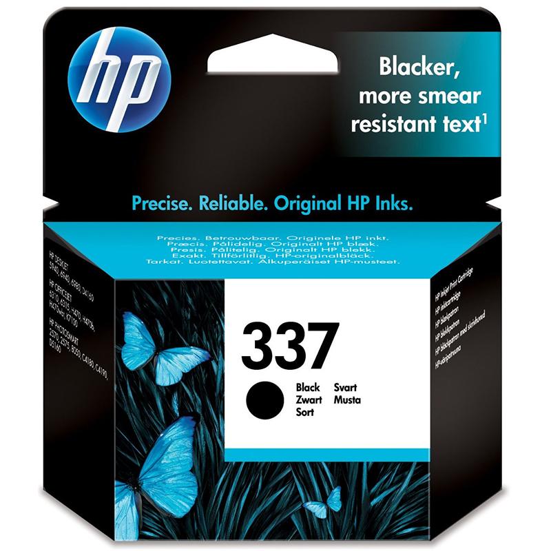 HP 337 Black Ink Cartridge (C9364EE)