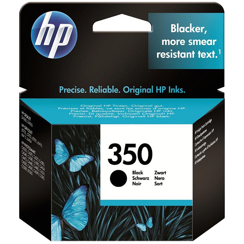 HP 350 Black Ink Cartridge (CB335EE)